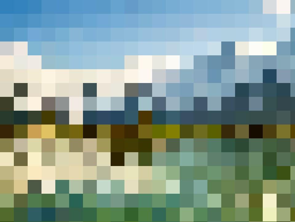 La résolution de 108 Mpx te permet de zoomer dans l'image. Encore et encore.