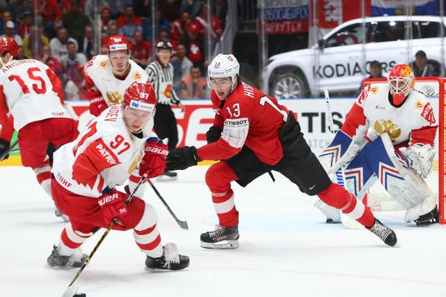 20 Minuten - Sichere dir dein Ticket für die 2020 IIHF