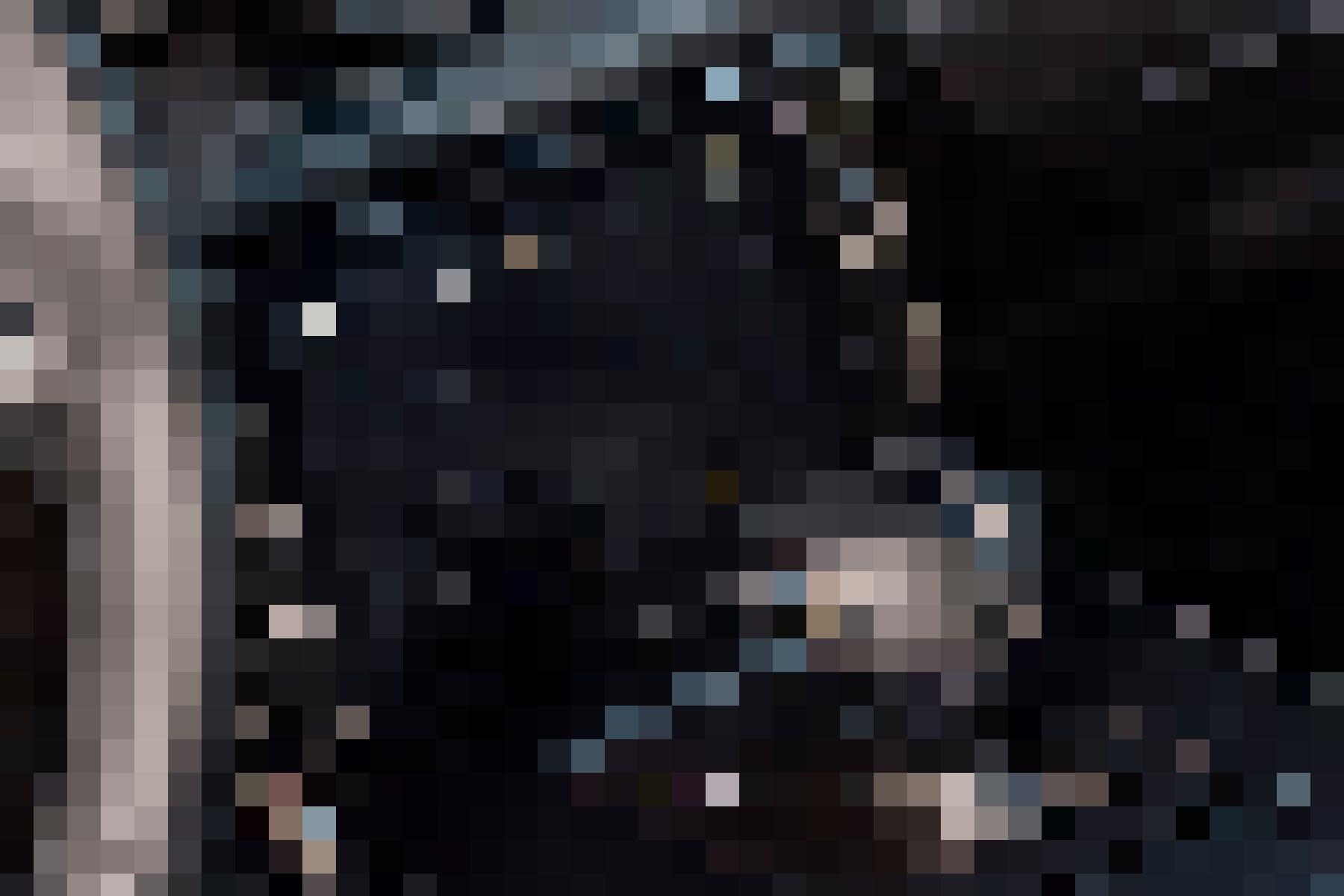 L'écran tactile de 7''  sert notamment au réglage thermique de l'habitacle.