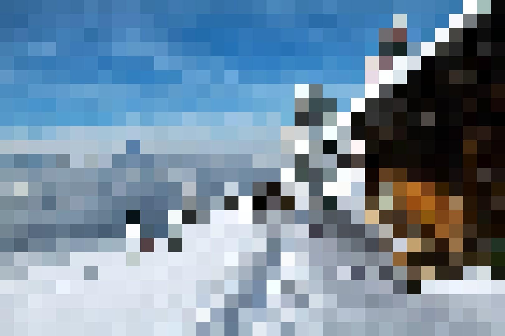 35 Kilometer präparierte Winterwanderwege warten auf Schneebegeisterte