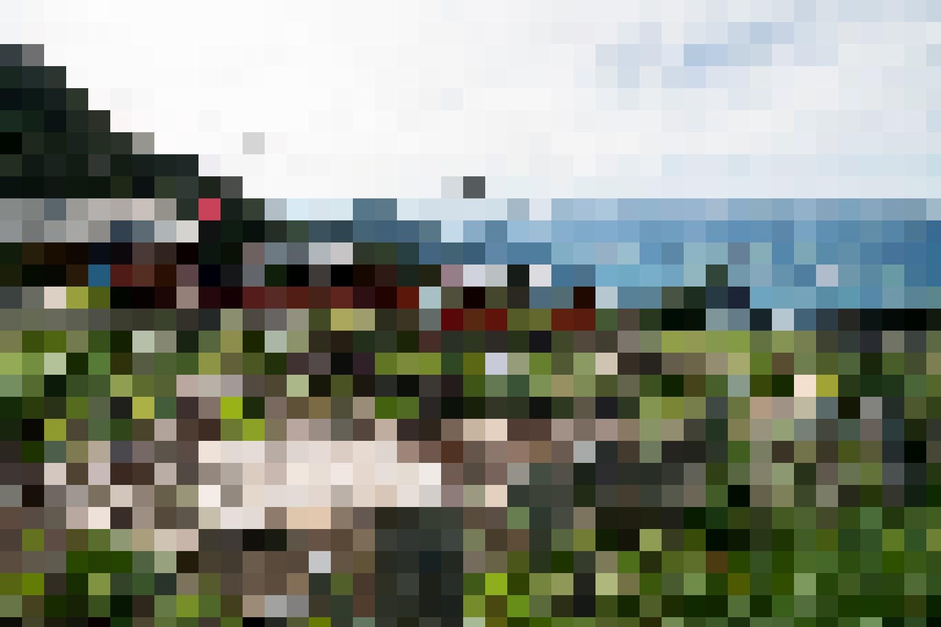 400 Kräuter beherbergt der Kräutergarten des Kräuter Hotel Edelweiss