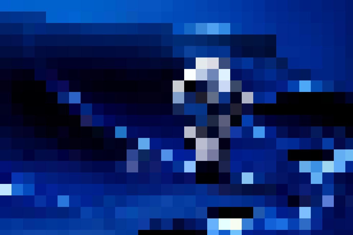 HydroConquest – L3.782.4.96.6: 43.00 mm, automatique, cadran bleu soleillé, chiffres arabes appliques et indexes, Super-LumiNova®, heures, minutes, s...