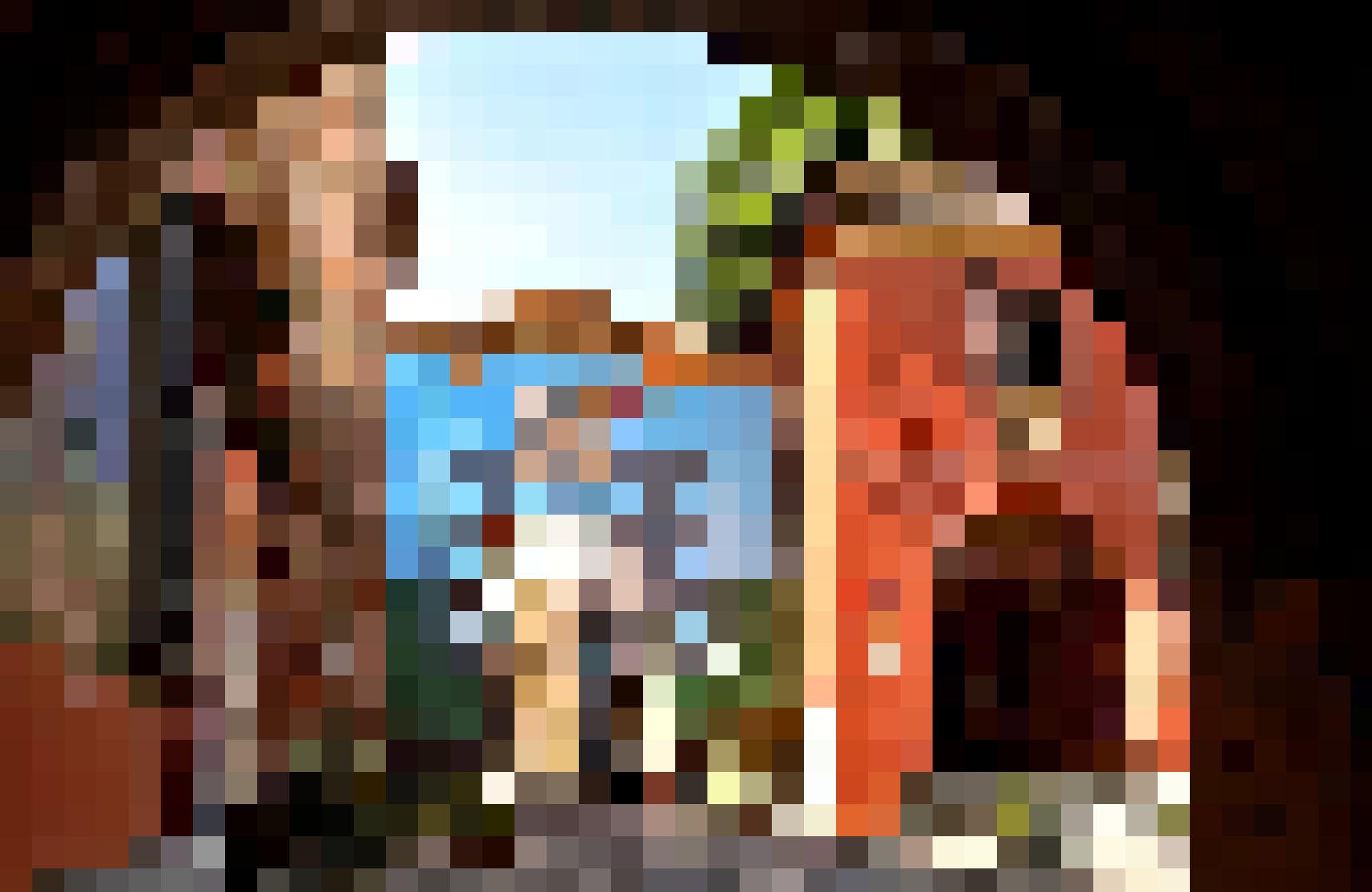 Ein Ort für Künstler: Teile des Dorfs Dozza dienen Malern als Freiluft-Leinwand.