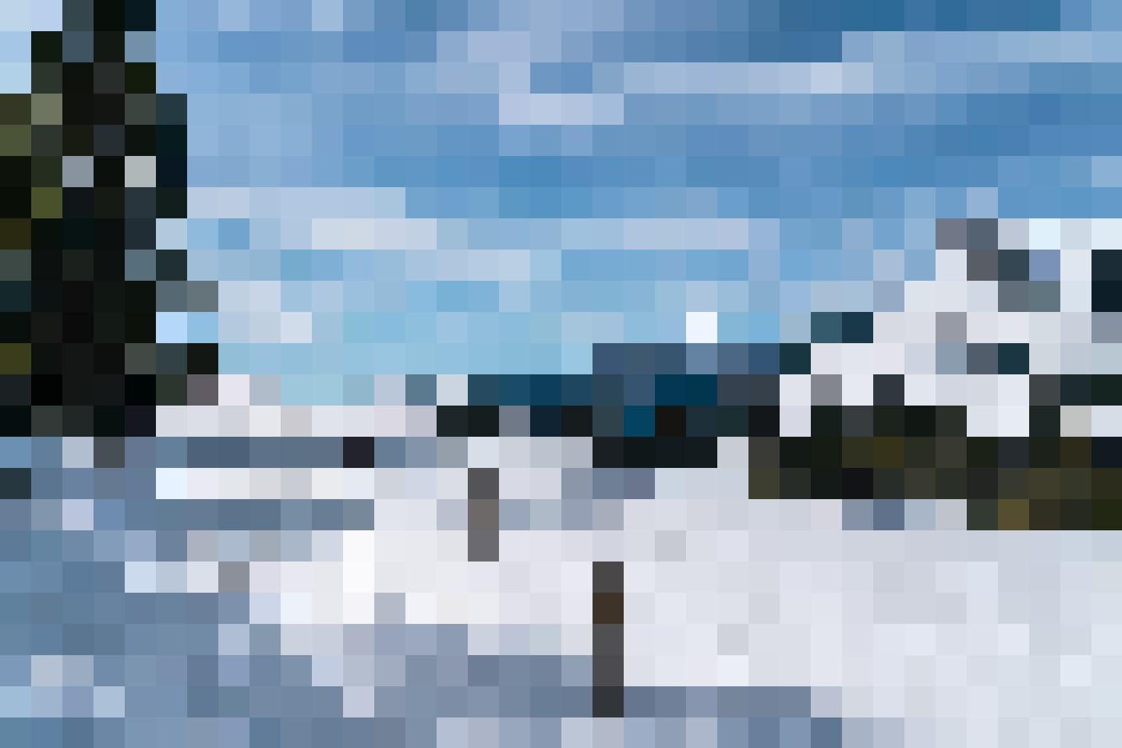 Ein echtes Paradies: Winterwanderweg zwischen Salwideli und Flühli.