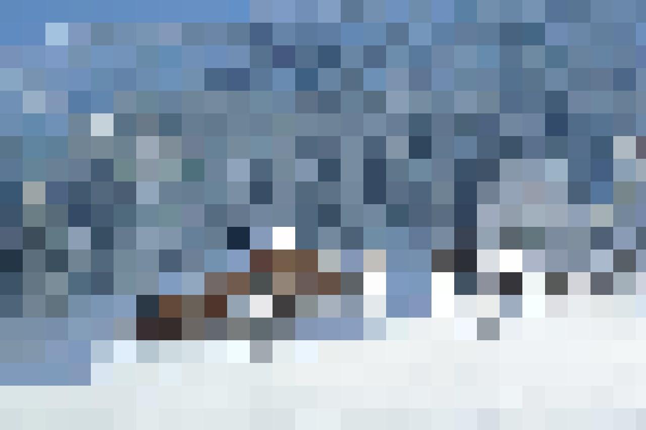 Lädt auf der Winterwanderung zu einem wärmenden Getränk ein: Alpwirtschaft Unterlauelen.