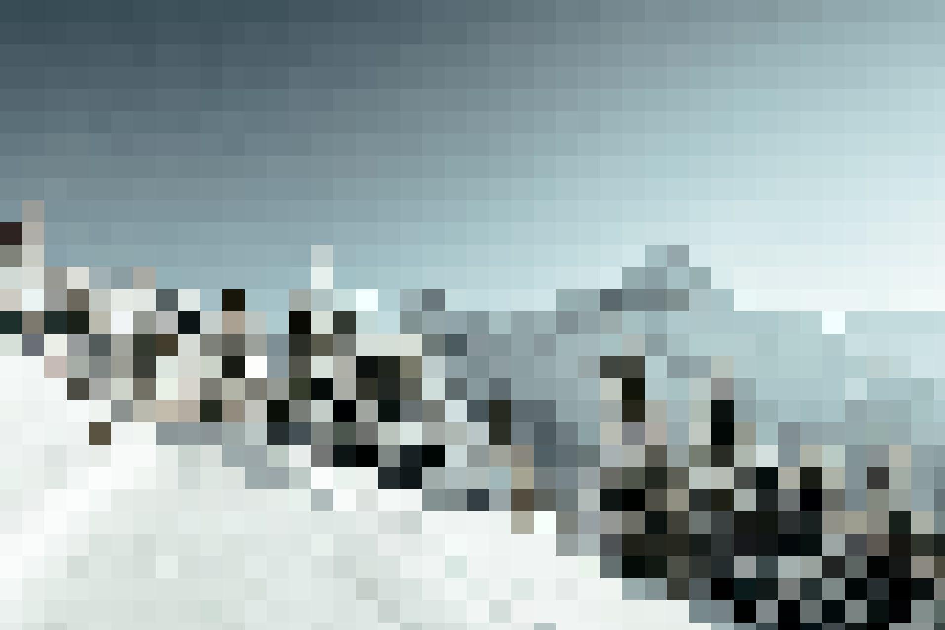 Wie in einem Wintermärchen: Zentralschweizer Berglandschaft im Winter.