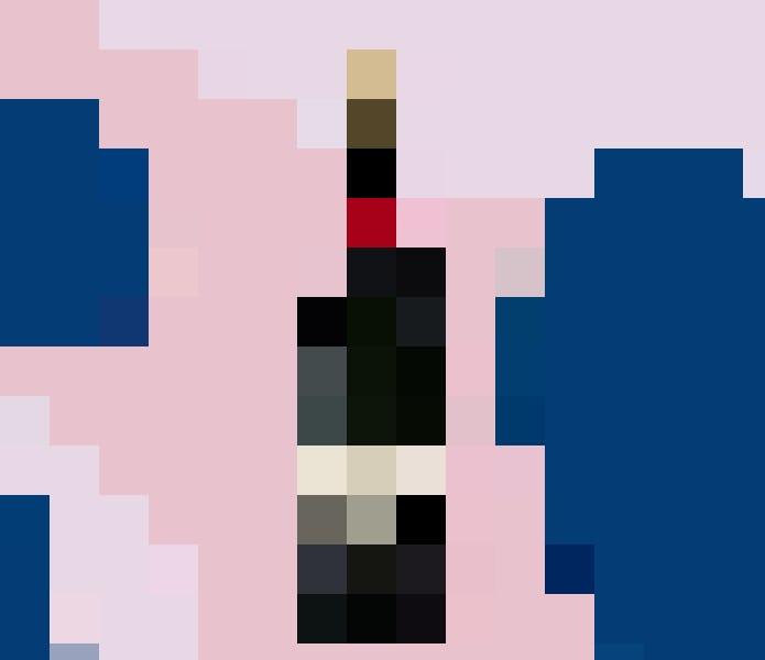 Le meilleur pour la fin: glamour et séduisante, la star de Moët & Chandon est présentée dans une bouteille magnum de 1,5 litre. Bonne année!