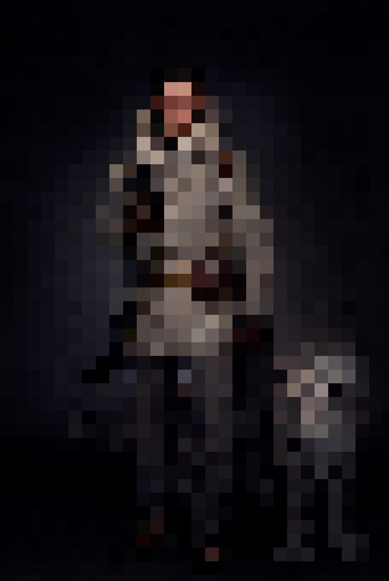 Die Seele von Lord Asriel (James McAvoy) offenbart sich als Schneeleopard.
