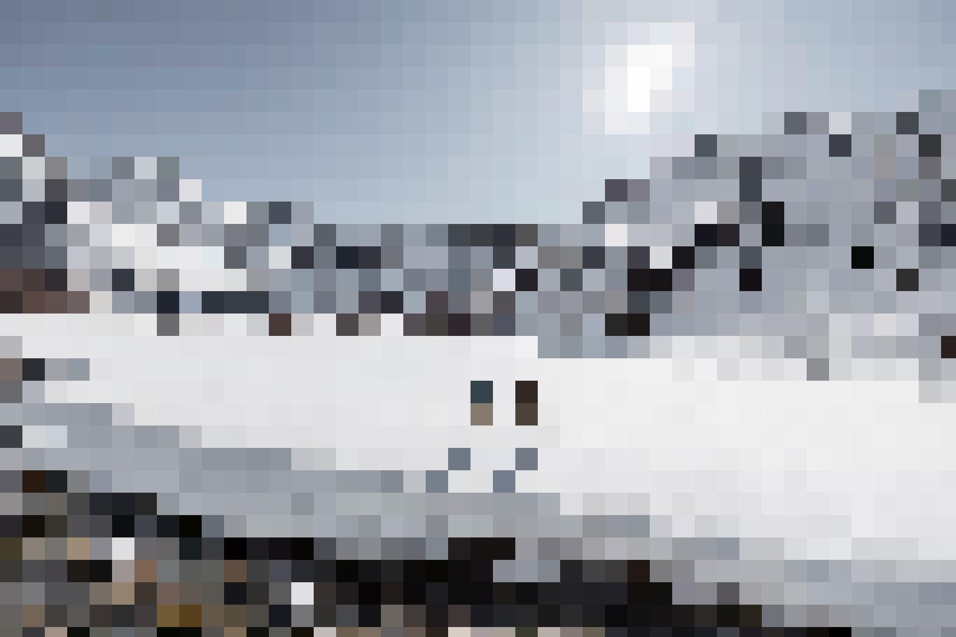 Sertigtal: abseits von ausgeschilderten Routen