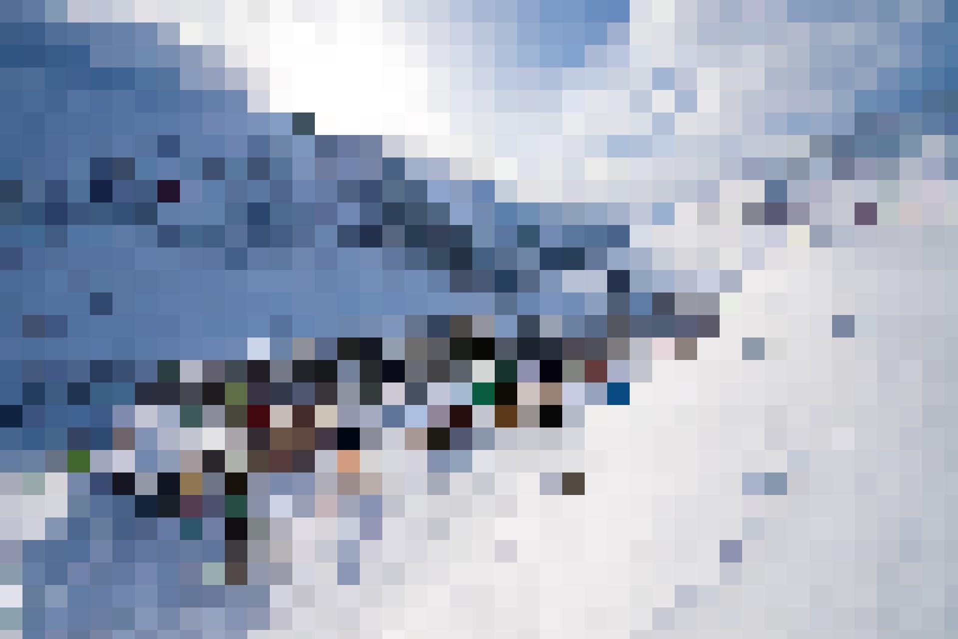 Hier lohnt sich ein Zwischenhalt: Starke Aussicht in der Himalaya Bar.