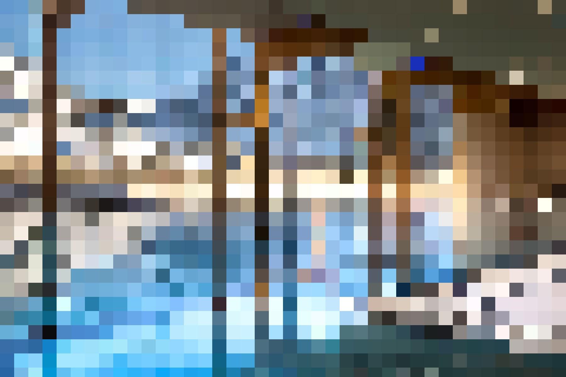 Was gibt es Schöneres als nach einem erlebnisreichen Tag, im Spa zu entspannen? Im Bild: Der Pool.