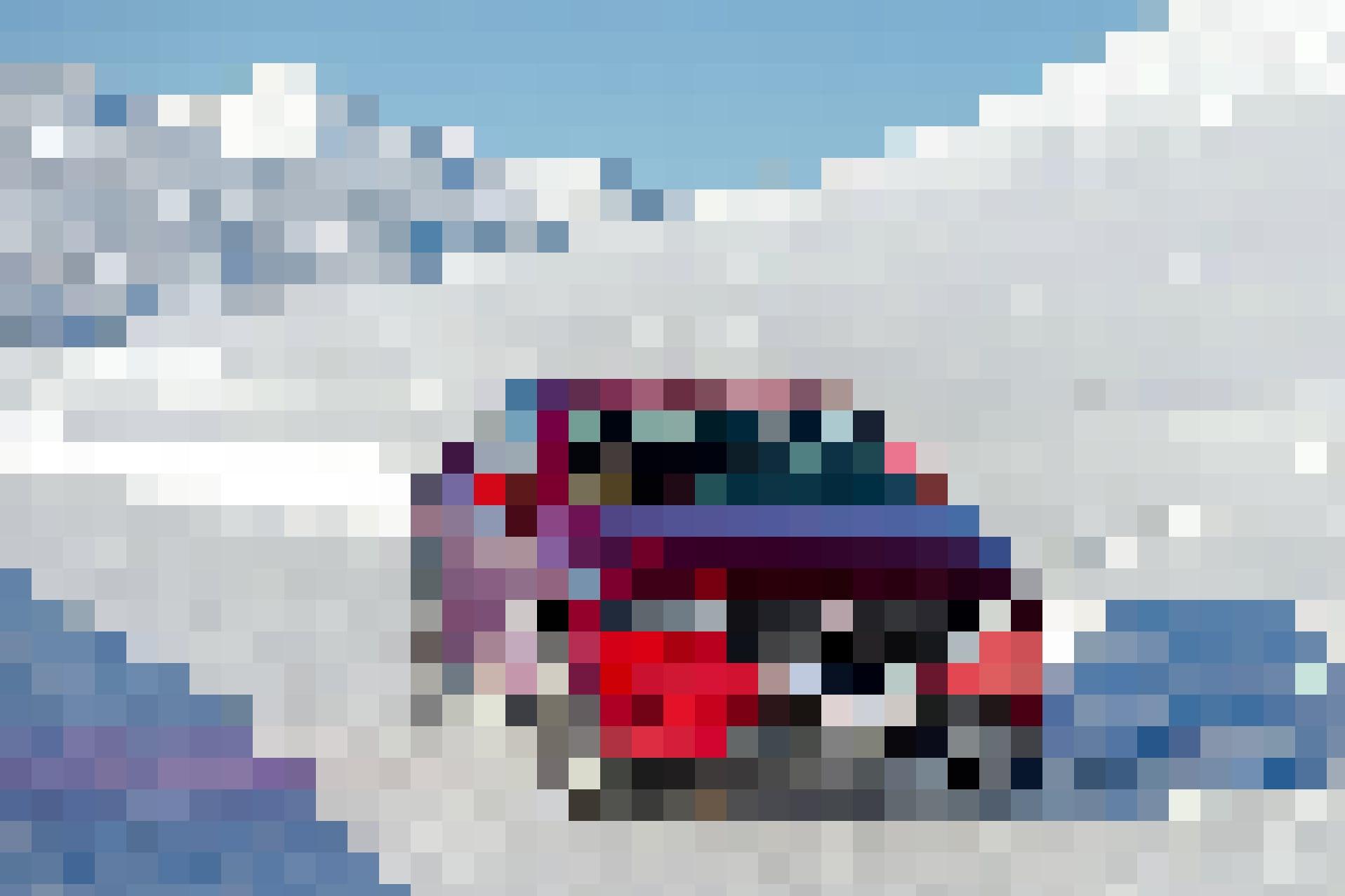 Au volant de son Mazda CX-5 4x4, Pascal a emmené sans le moindre souci sa petite tribu à destination.