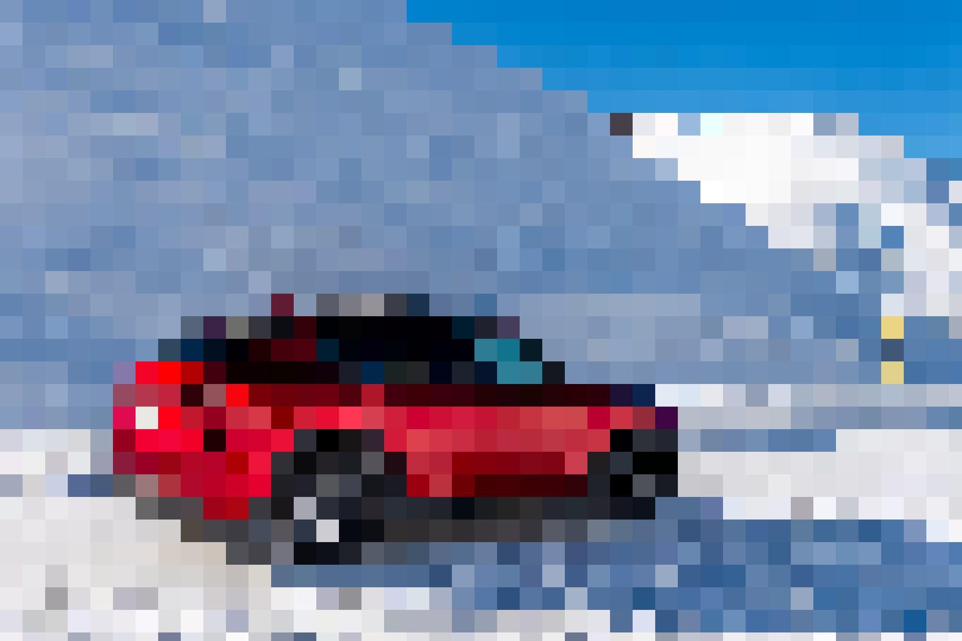 Après une boisson bien chaude, il est déjà temps de reprendre la route avec le Mazda CX-5 4x4.