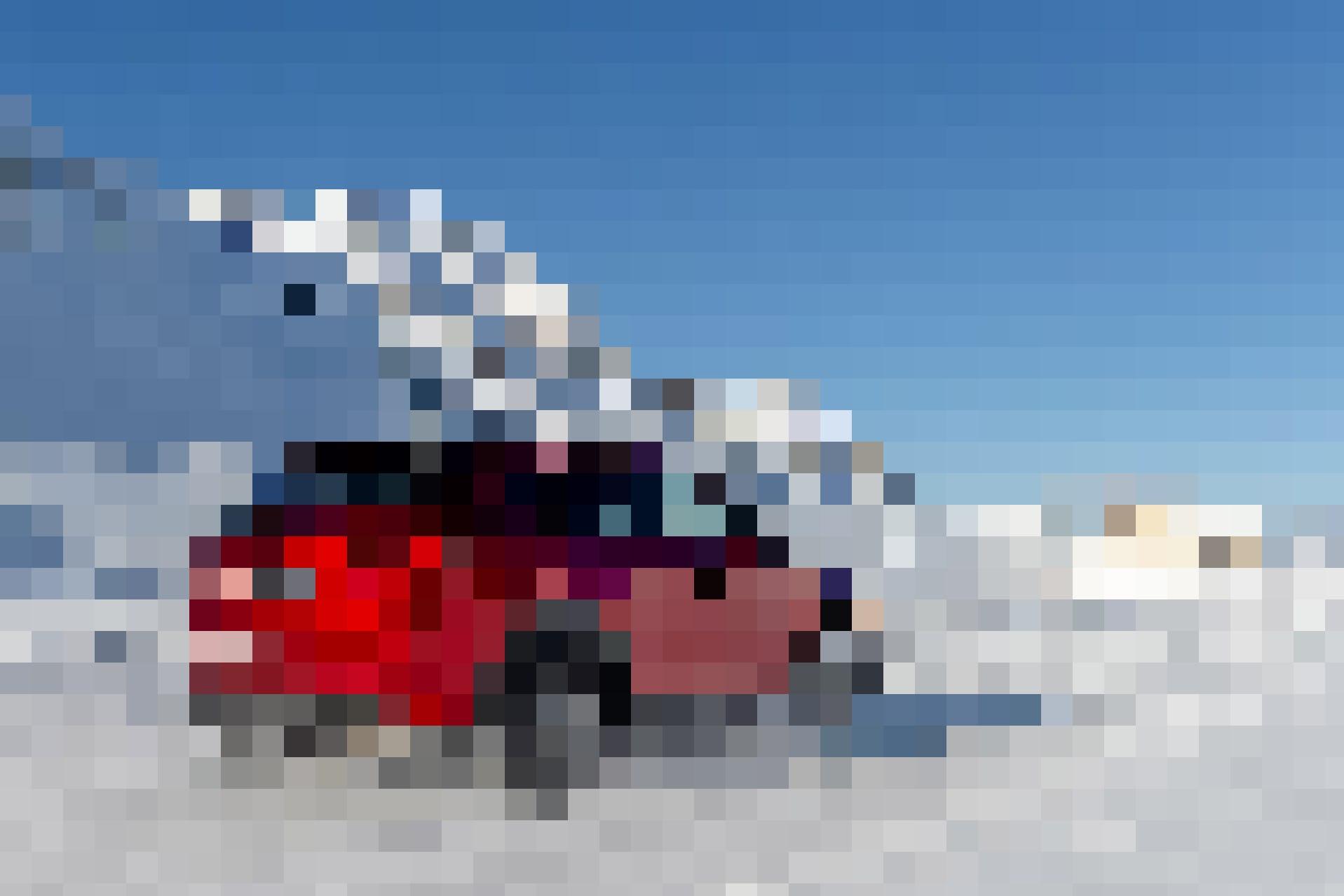 Die Reise zur Spitze des mythischen Passes verläuft am Steuer des Mazda CX-5 4x4 reibungslos.