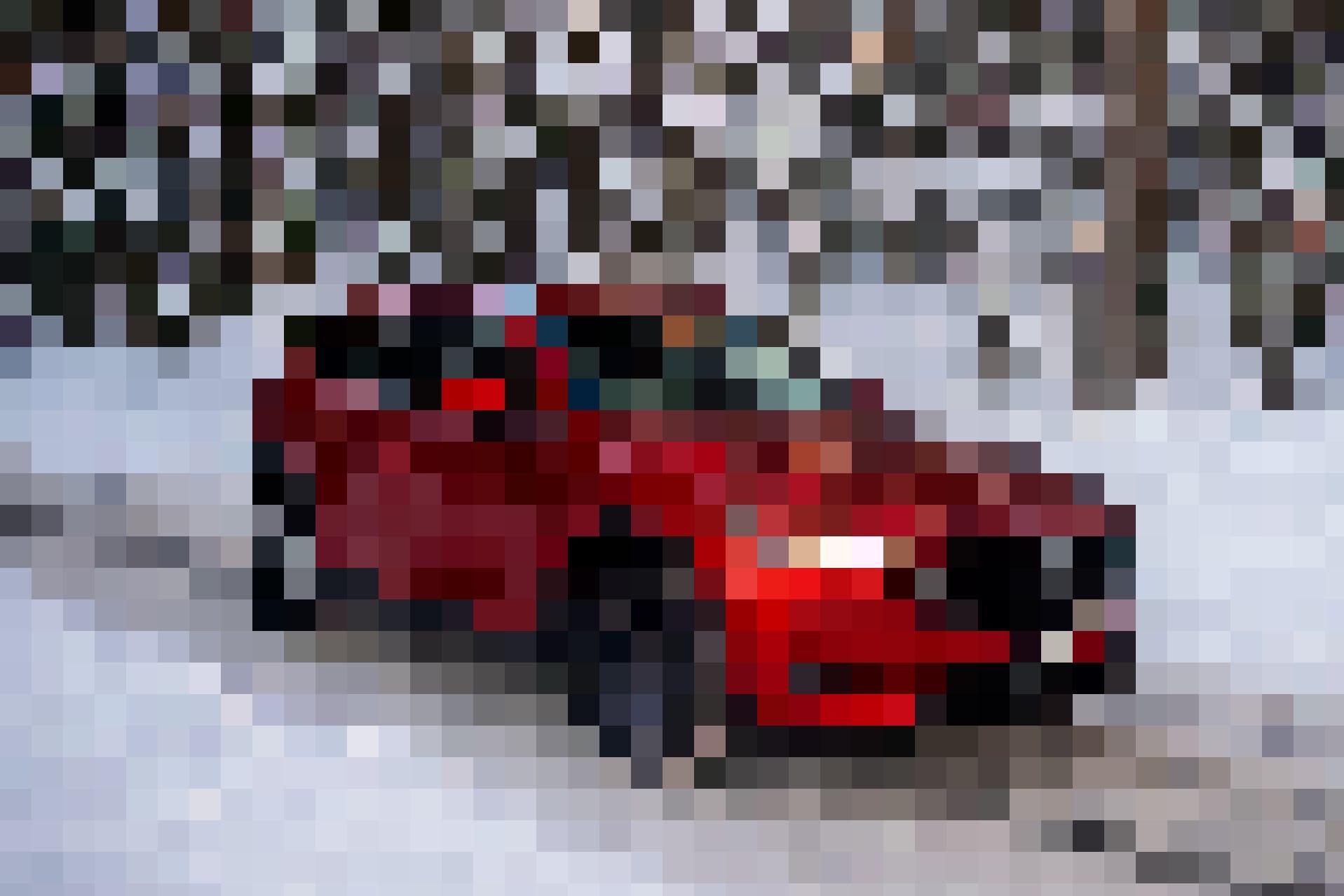 Auf der Abfahrt behält der Mazda CX-5 4x4 trotz der Eisflächen tadellos den Grip.