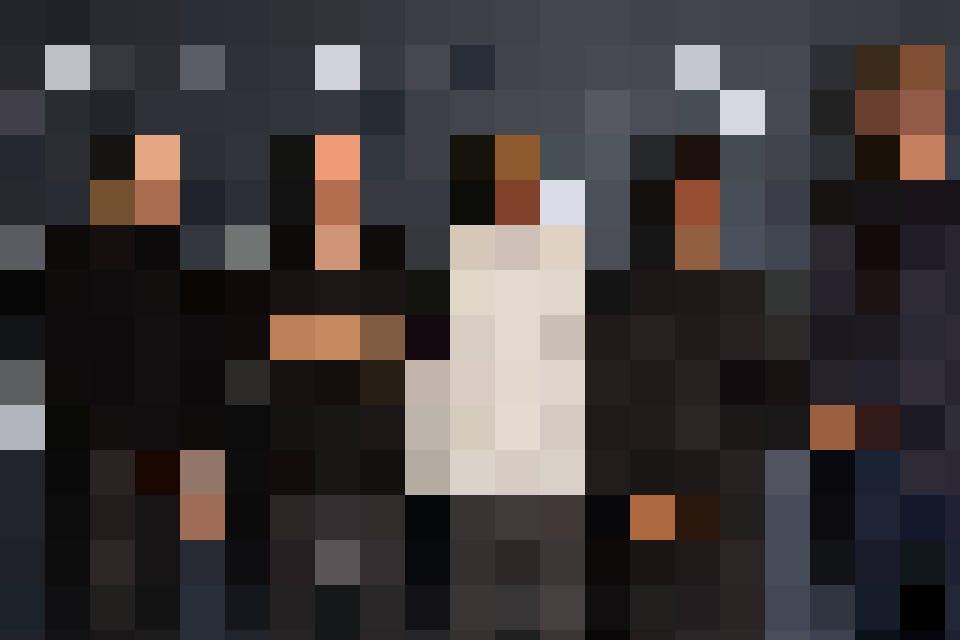 Die Stars der Volvo Art Session 2019: DJ Kangding Ray, Lichtkünstler Christopher Bauder, Cyborg Neil Harbisson, Künstler Refik Anadol und Futurist Ger...