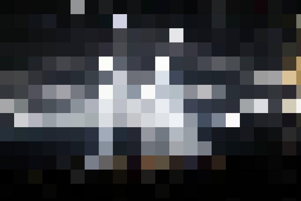 Ein eindrückliches Erlebnis: Der Berliner Lichtkünstler Christopher Bauder präsentierte einen Auszug aus der audiovisuellen Lichtinstallation «Skalar»...