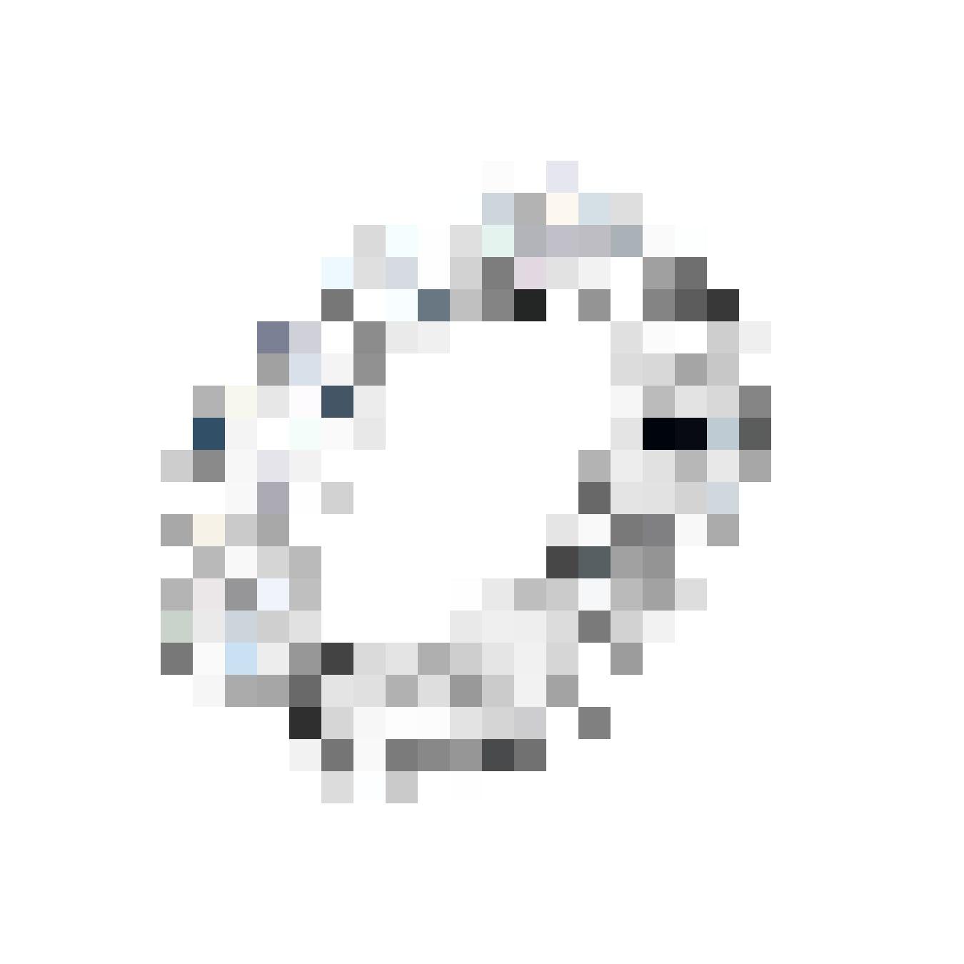 Wie das funkelt Swarovski Ring aus Edelstahl mit Swarovski-Kristallen, Fr. 169.–,
