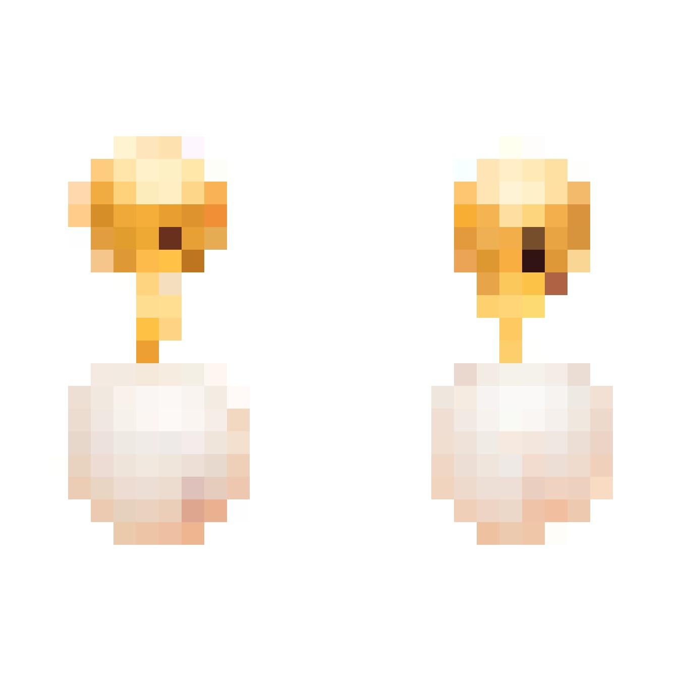 Perlen für deine Perle: Christ Ohrstecker aus 18 Karat Gelbgold mit Süsswasserperlen, Fr. 249.–, bei