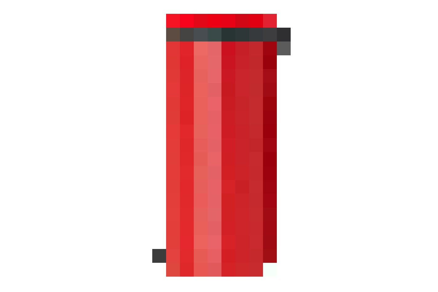 … und tschüss!  Treteimer newIcon Passion Red, 30l,  89.95 Franken,