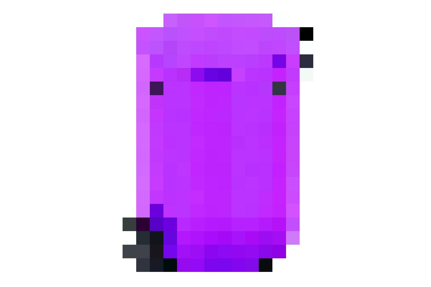 Poubelle Spirella  Sydney Purple, 5l,  19 fr. 95,