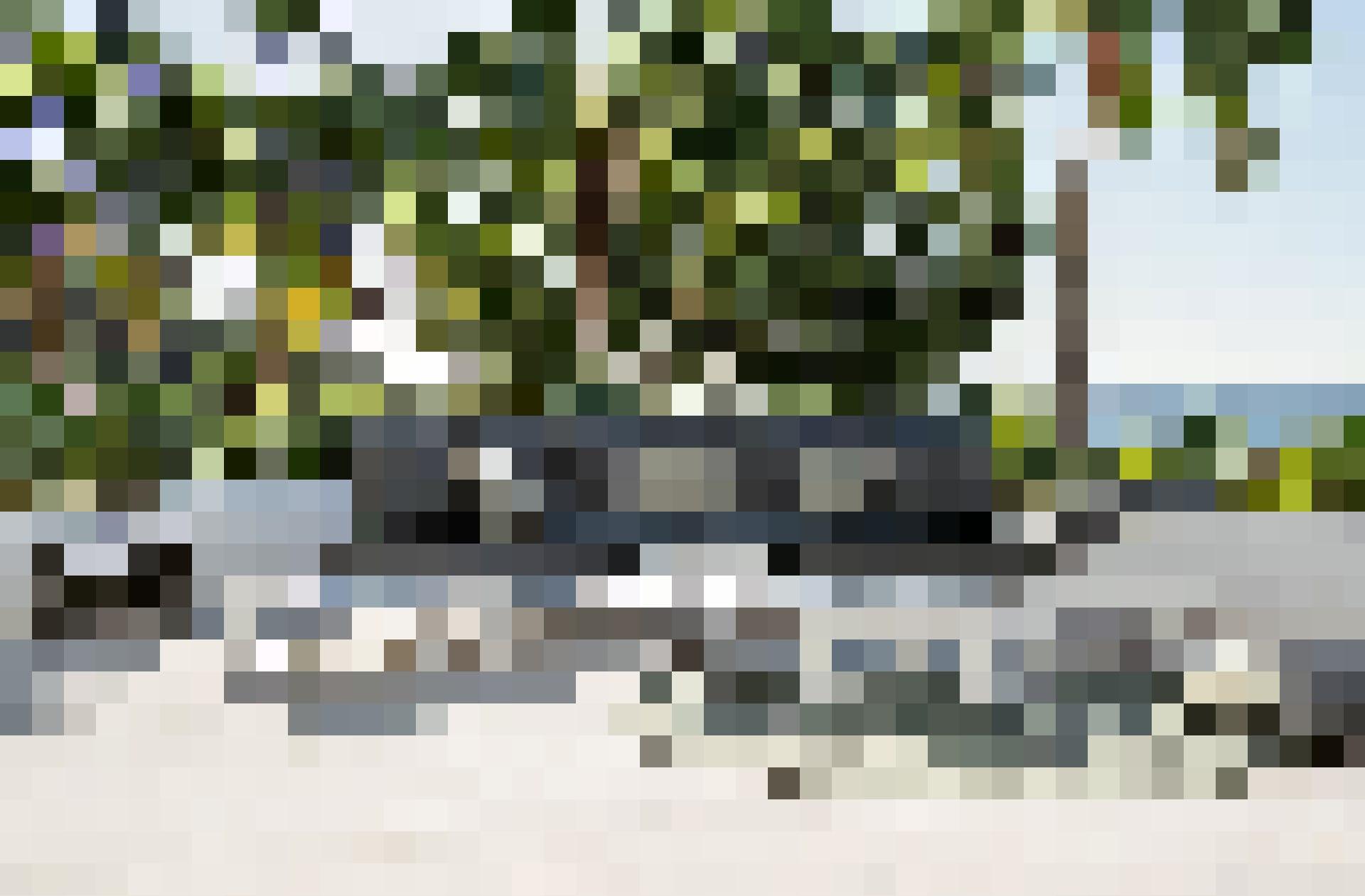 Verwandeln jede Terrasse in eine Oase: Deckchairs und Liegen.
