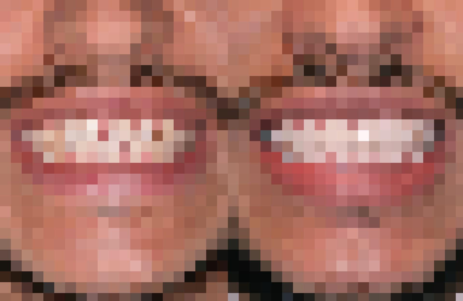 Avec des facettes, ton sourire devient bien plus radieux. Et l'effet visuel est tout à fait naturel!
