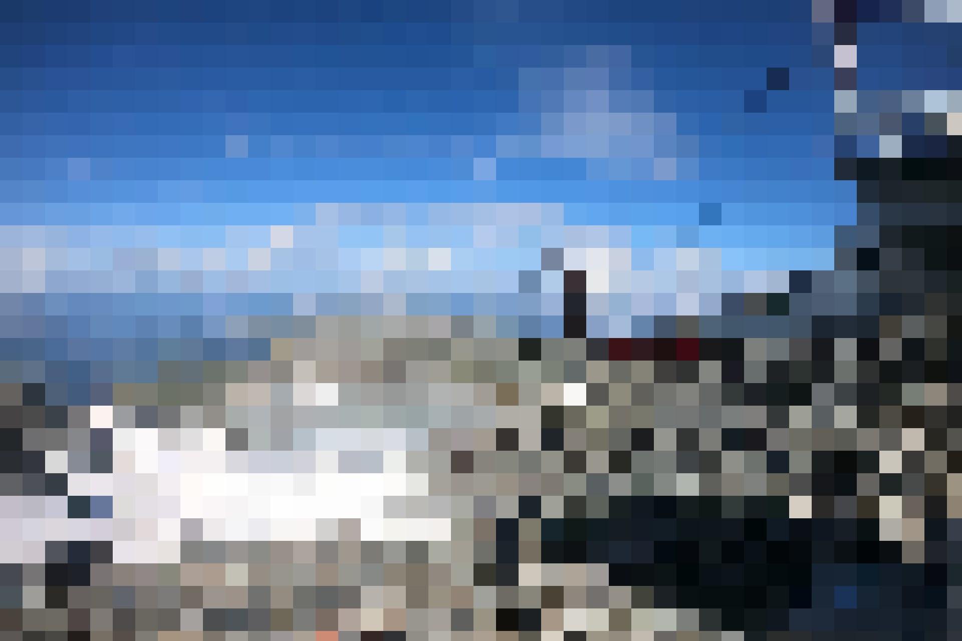 Mont4Zipline auf dem Mont Fort