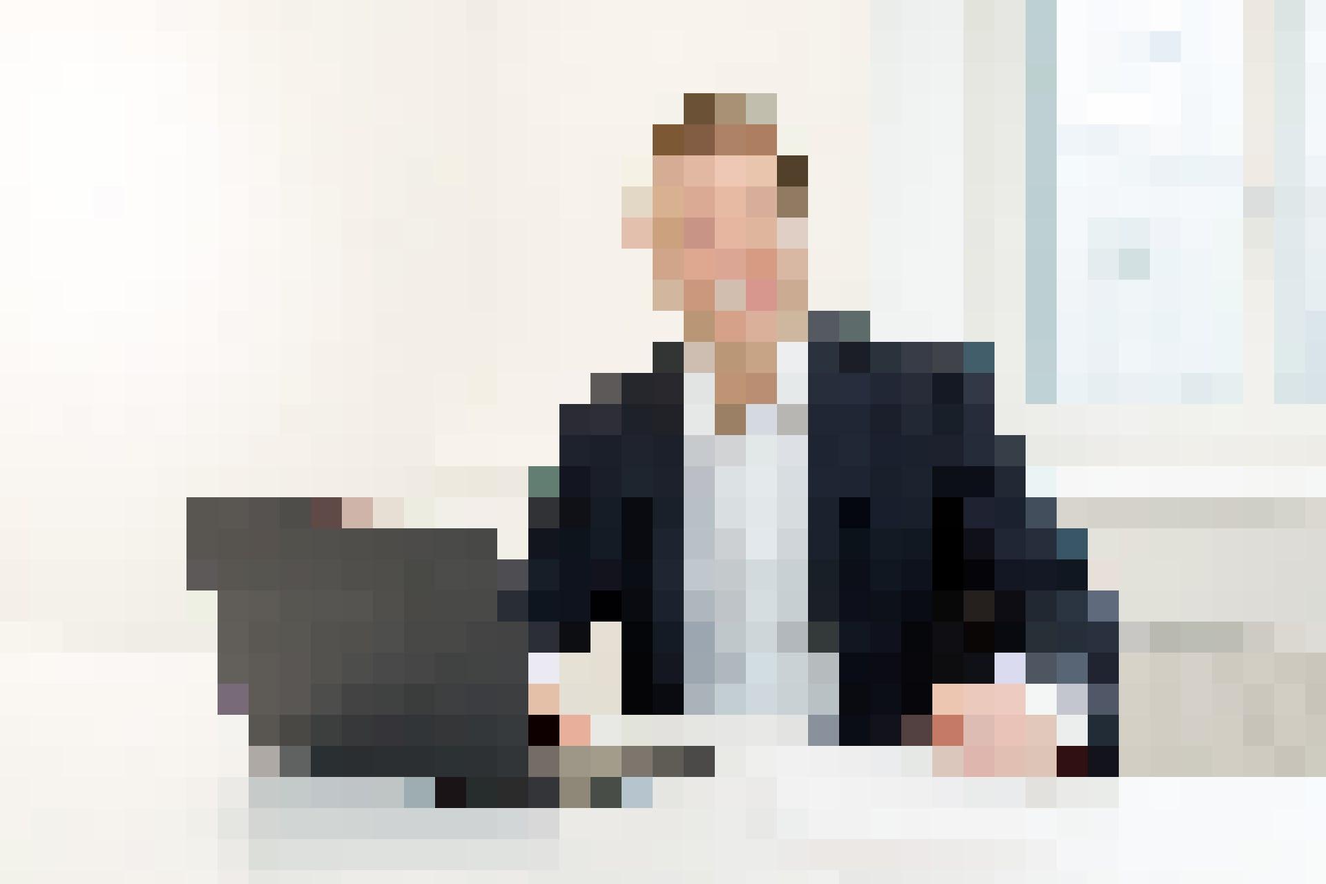 Olivier Häner, Leiter Strukturierte Finanzierungen der Migros Bank