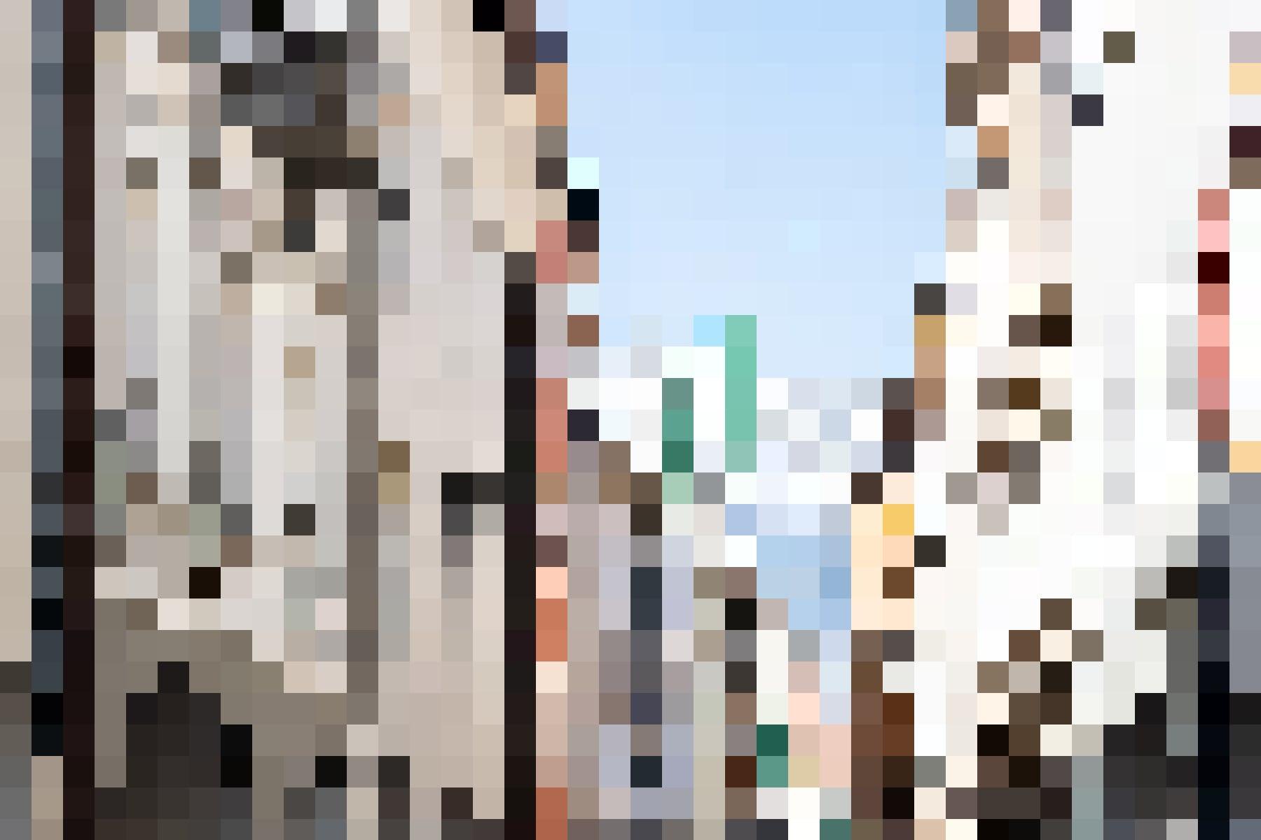 Salotto urbano: Das urbane Wohnzimmer.