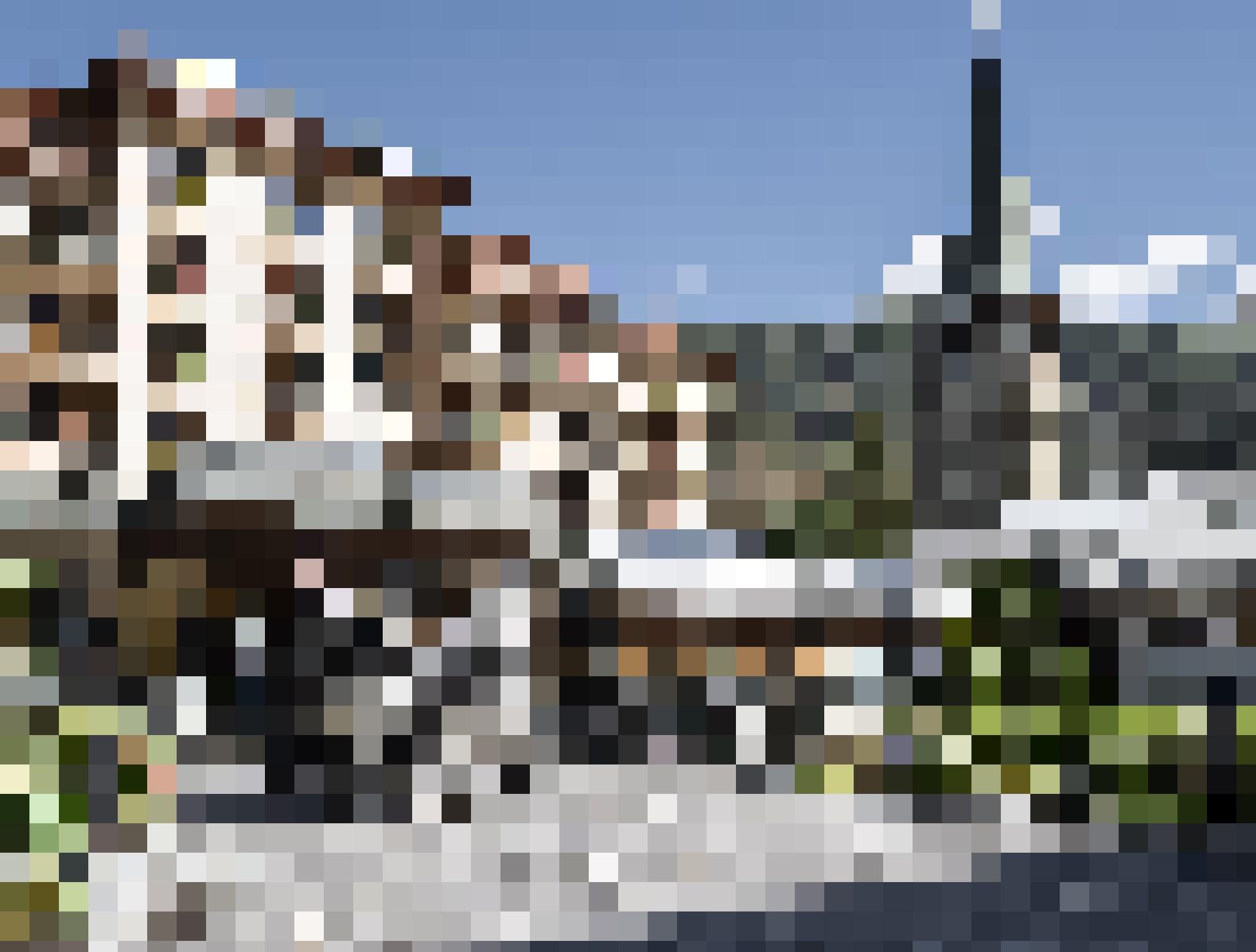 Le Zermatterhof propose à ses hôtes de rallier l'établissement en calèche depuis la gare de Zermatt. «Pluto» et «Favorit», deux lippizzans, en composent l'attelage.