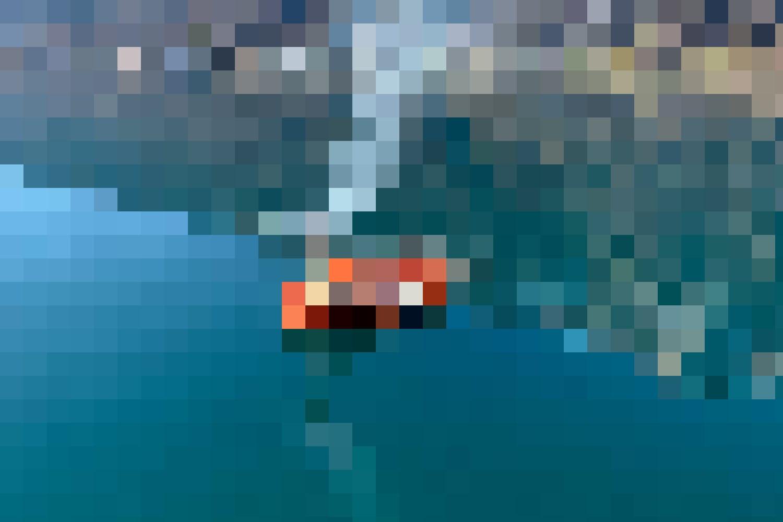 Der Hot Tug ist Hot Pot und Elektroboot in einem. Das ist Wellness auf dem Brienzersee!