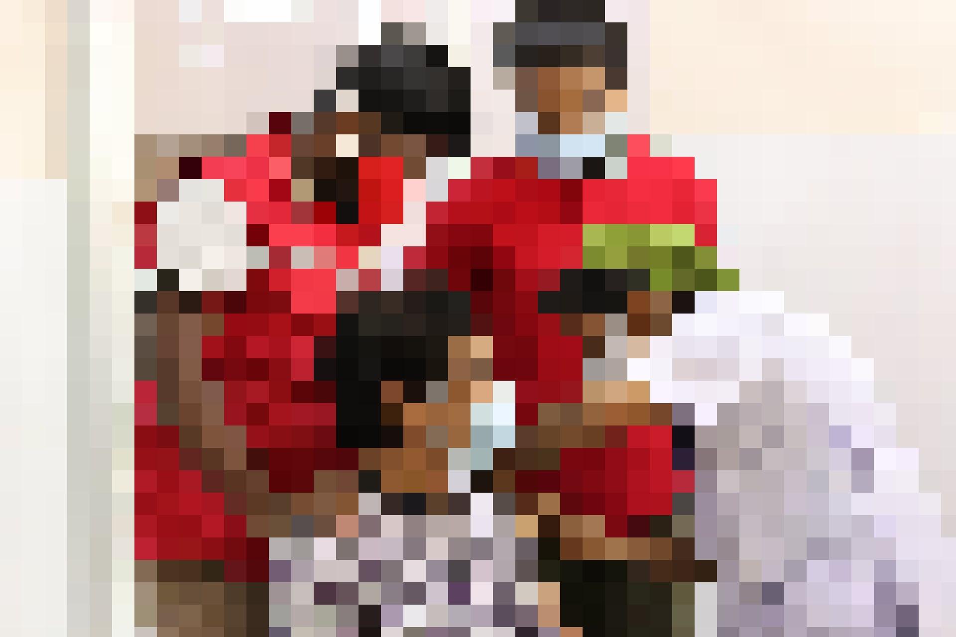 Der Rote Halbmond Bangladesch ist aktiv an der Impfkampagne im Land beteiligt.