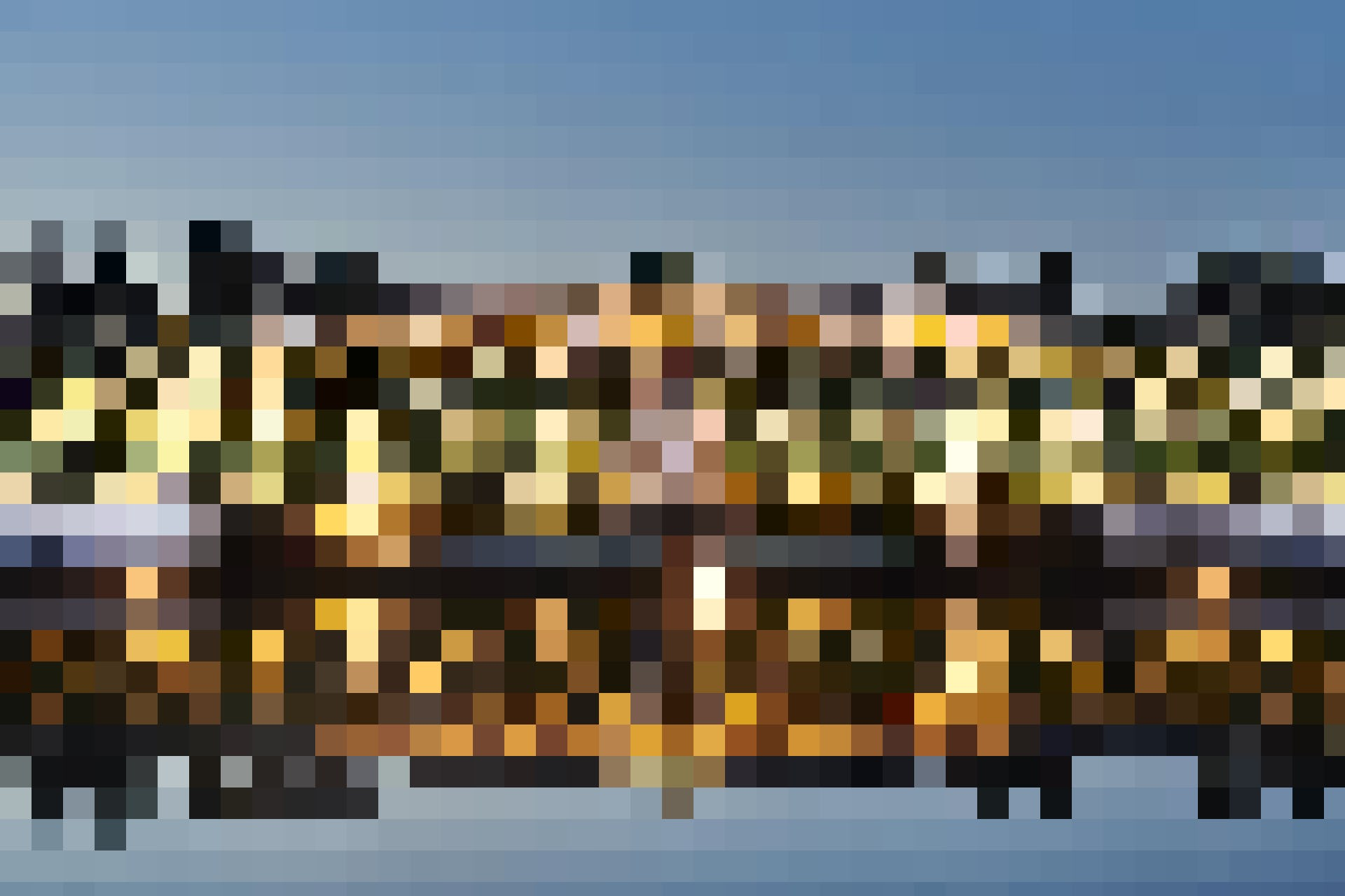 Die Potsdamer Schlössernacht auf Schloss Sanssouci.