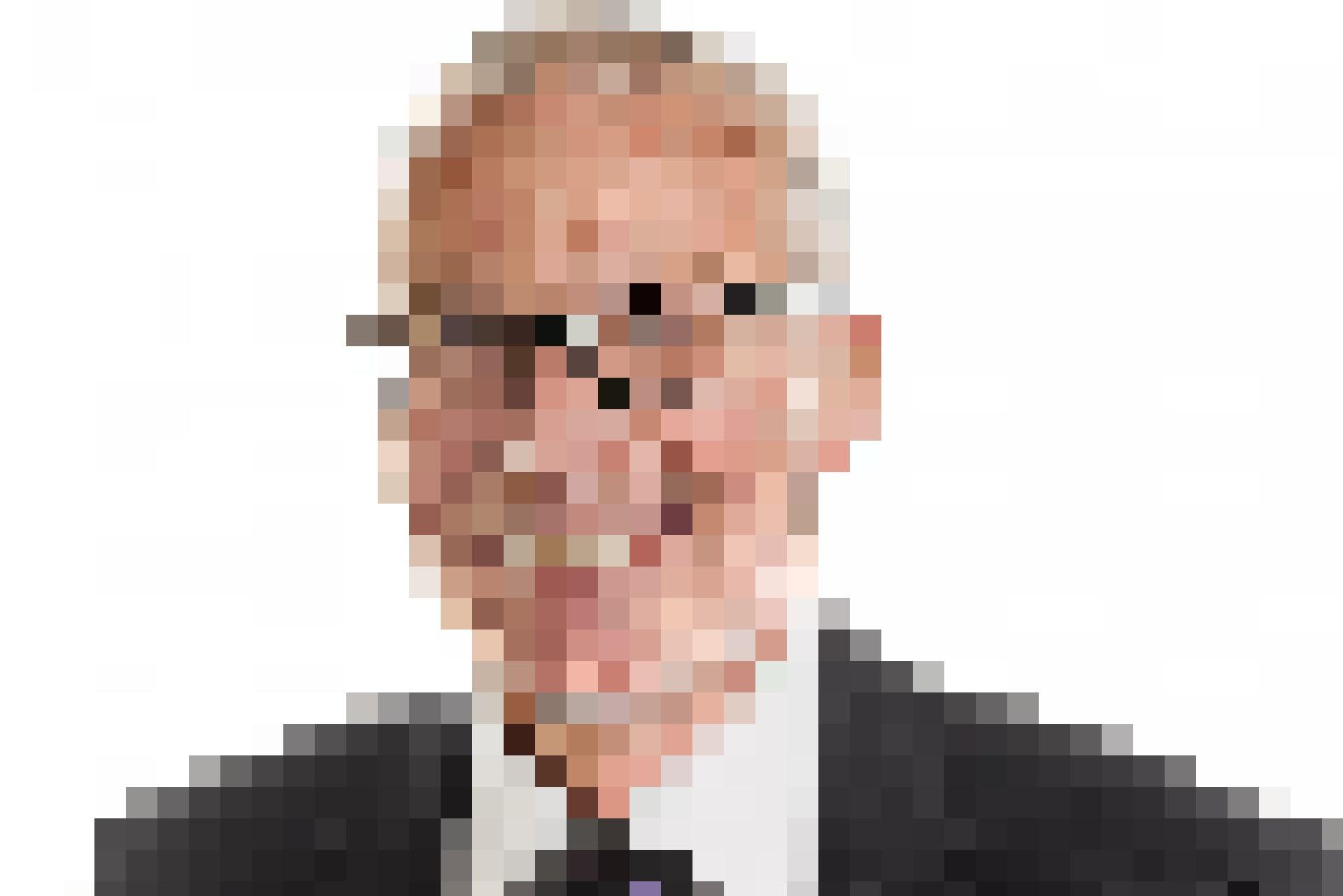 René Leutwyler, président de la Société Suisse des Entrepreneurs-section Genève.