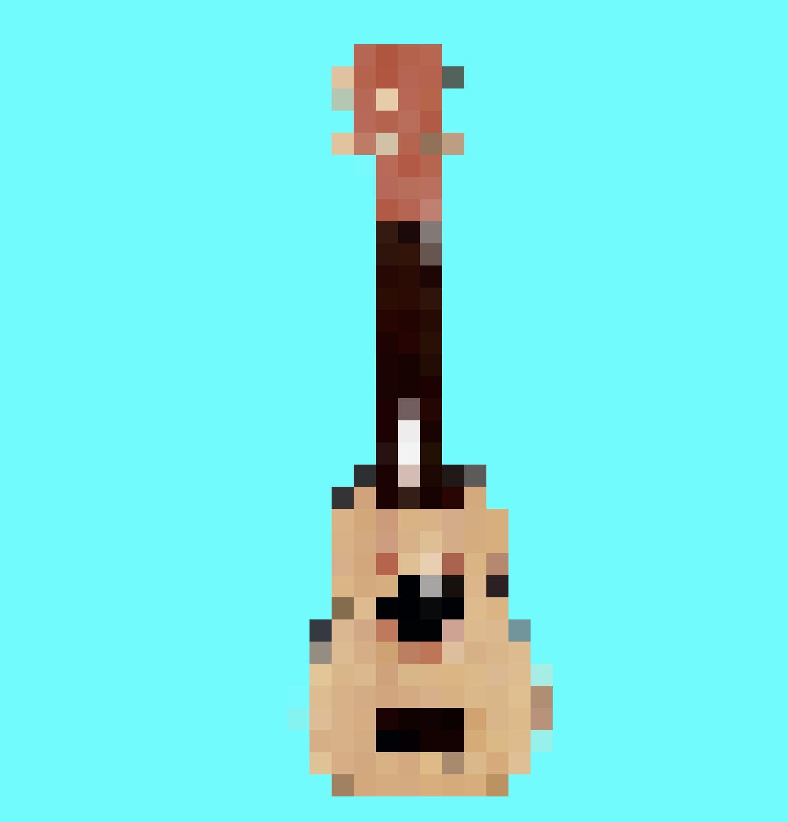 BONTEMPI ukulele con 4 corde di nylon,   fr. 27.80, su microspot.ch.