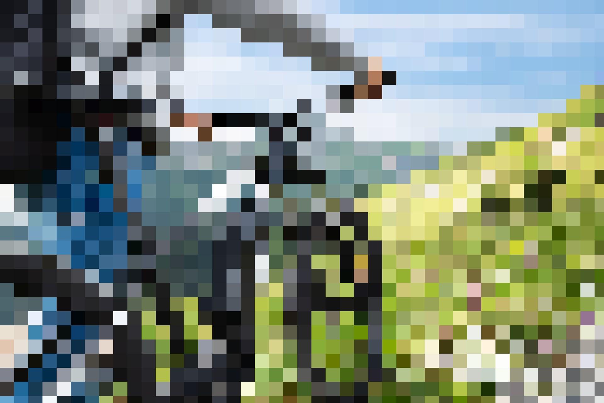 Flott unterwegs: Mit deinem neuen E-Bike im Wert von 3000 Franken.