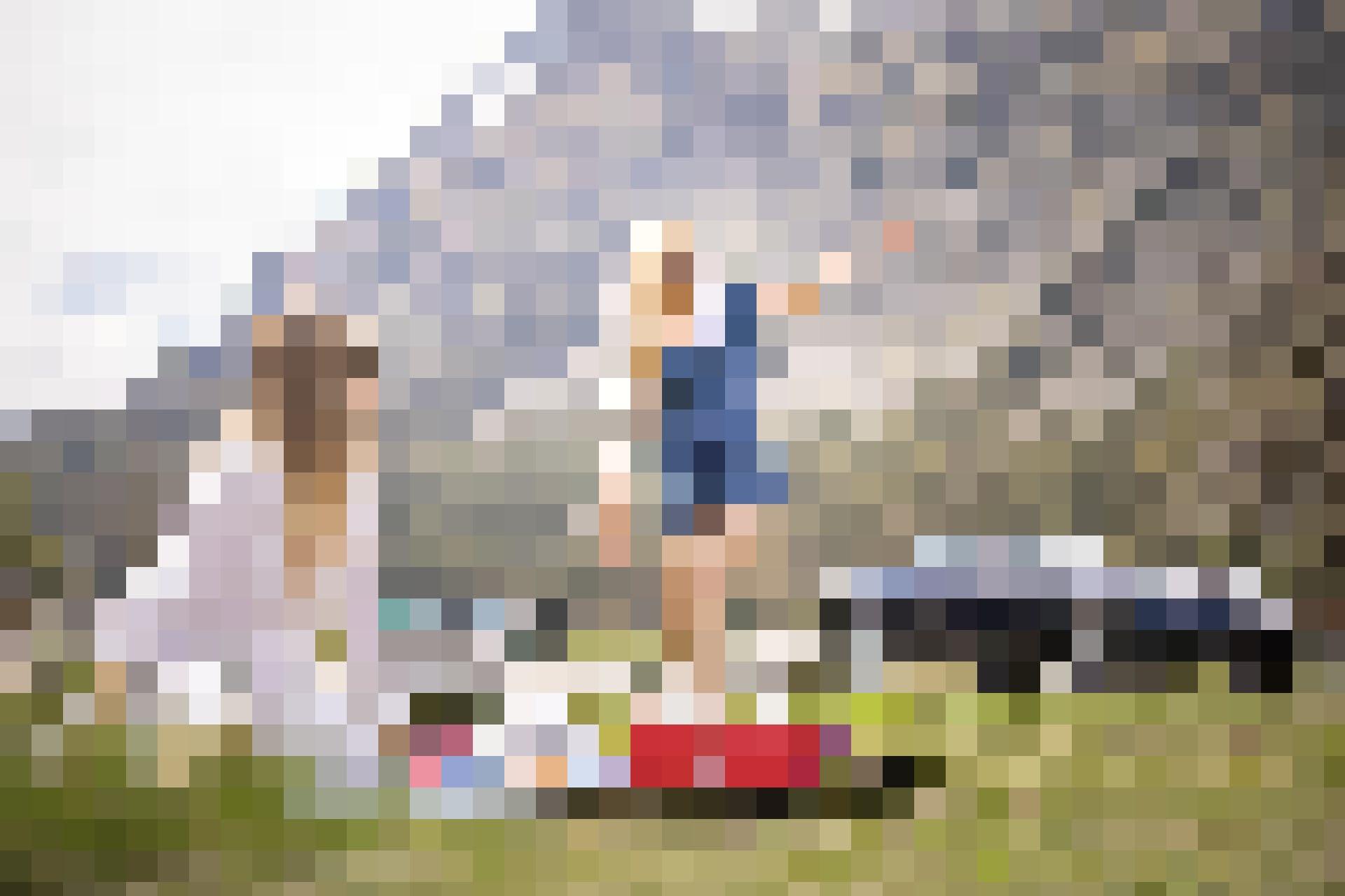Der Silvaplanersee bietet Gelegenheit für ein gemütliches Picknick im Grünen.
