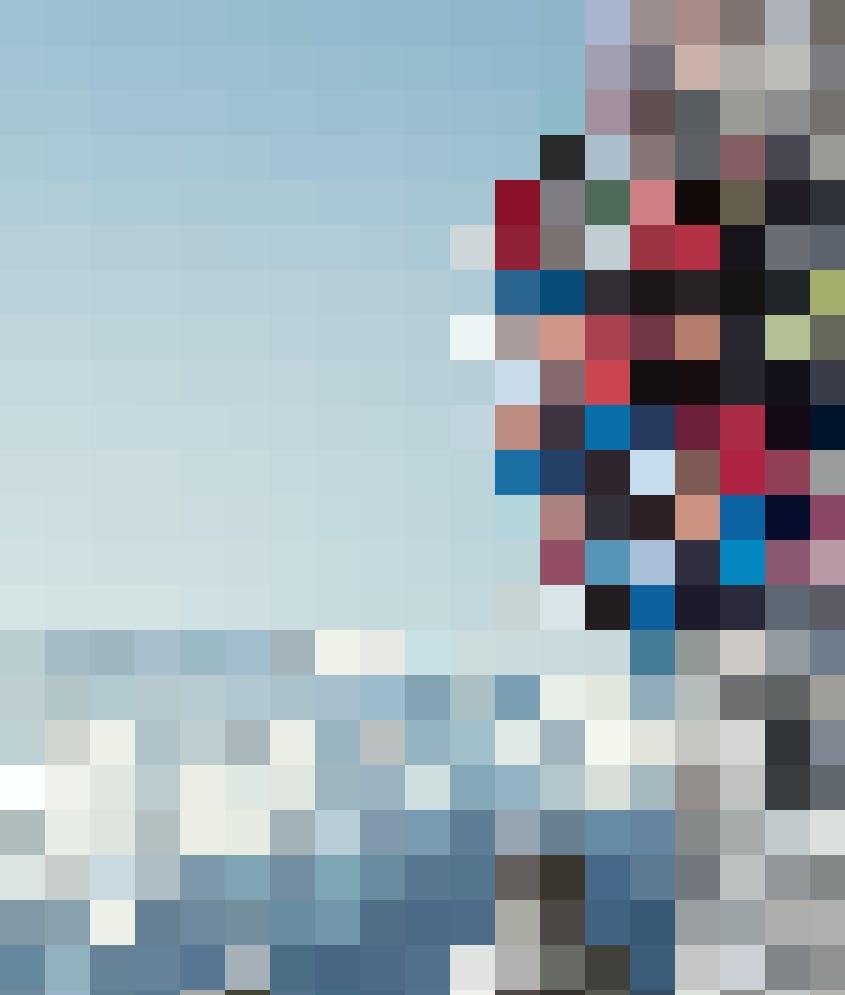 Mit dieser Aktion hat die Hochschule Wallis ihre Studierenden in Szene gesetzt: Klassenfoto am Berg.