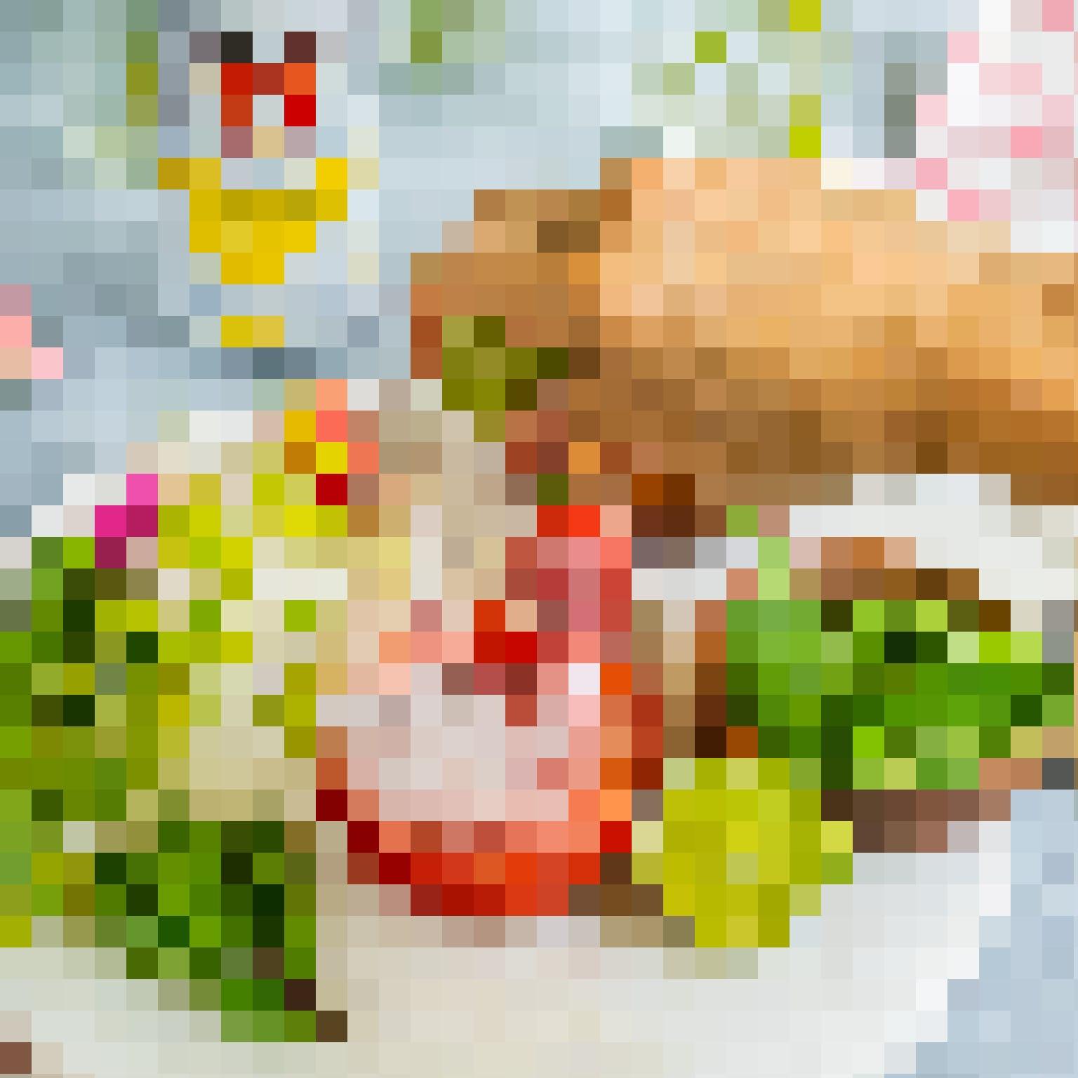 ...ajouter des glaçons, des feuilles de menthe et le jus du citron vert. Et bien remuer!