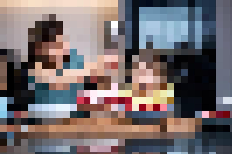 Kinderleicht: Backen und kochen mit dem Bläser von KISAG.