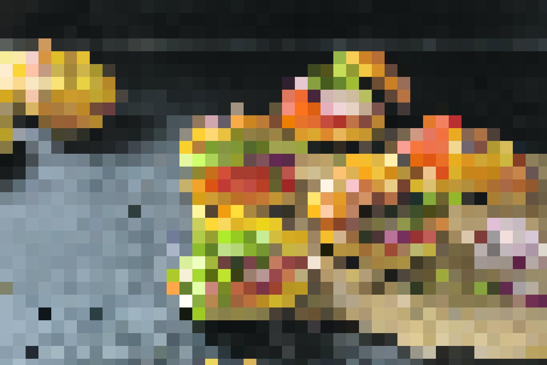 Parfait pour une pique-nique: Bagels au saumon.