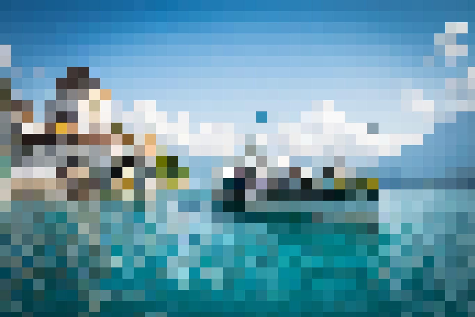 Des paysages enchanteurs: Thoune, sur la terre et sur l'eau.