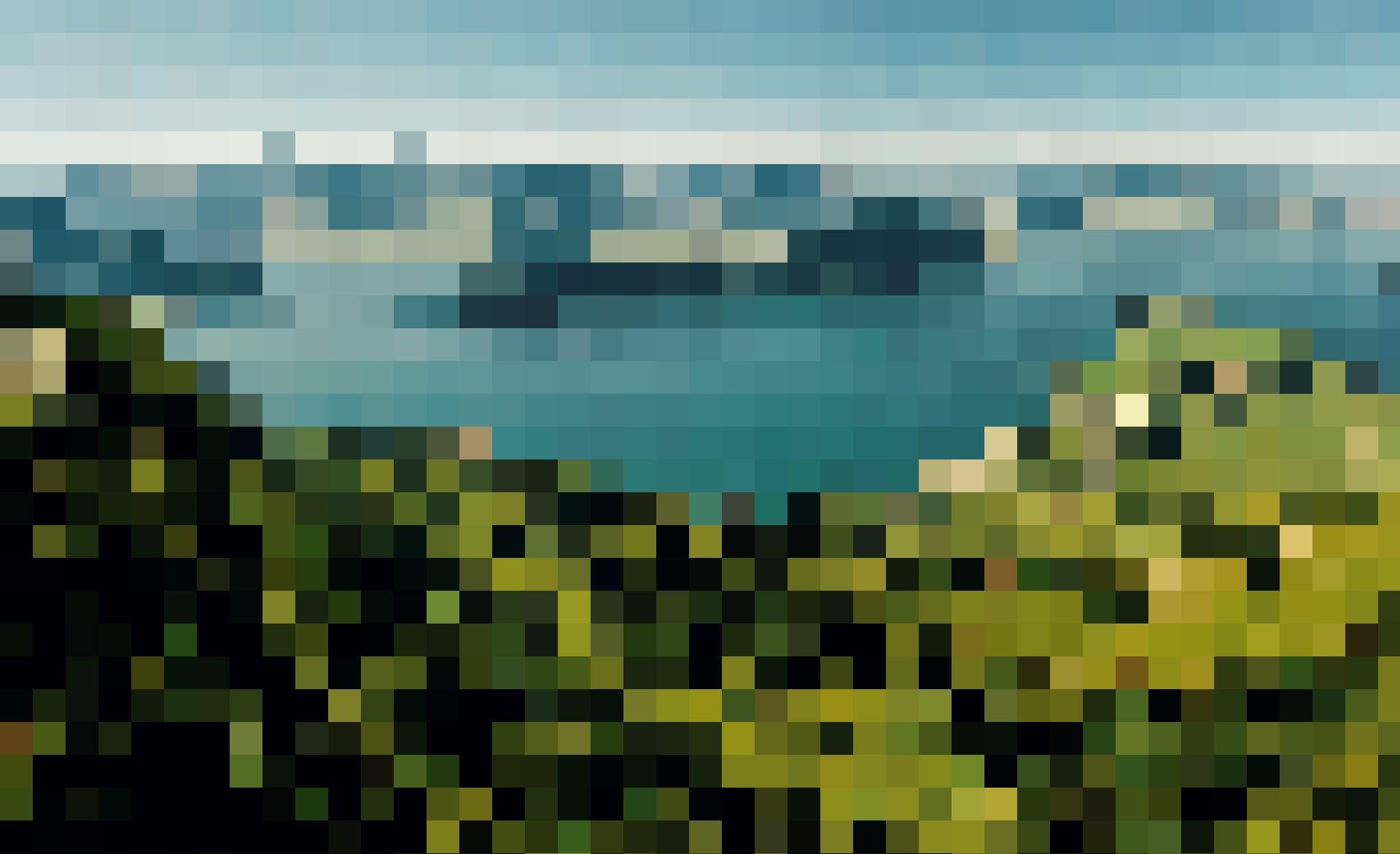 Panoramabild von der Rigi aus beim Känzeli mit dem Vierwaldstättersee, Stanserhorn, Bürgenstock und Pilatus im Hintergrund.