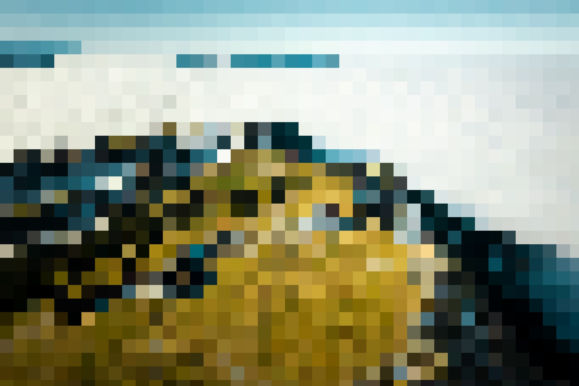 Die Gipfelantenne auf Rigi Kulm.