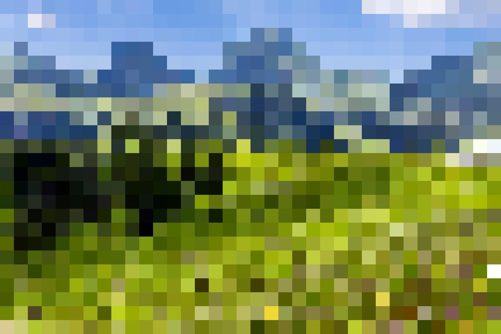 Das Stockhorn ist Teil der Gantrischkette.