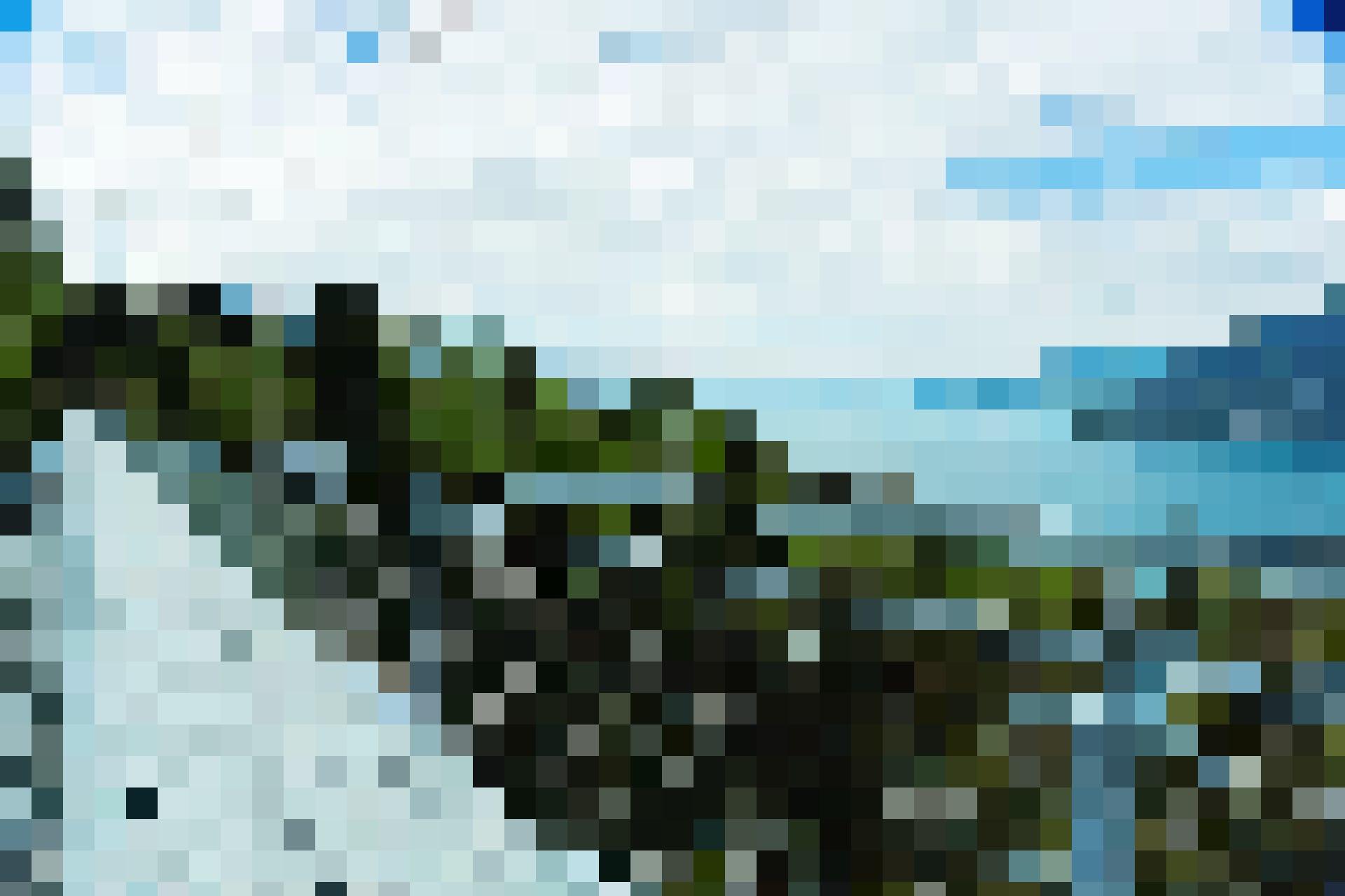 Der Panoramaweg von Thun nach Interlaken macht seinem Namen Ehre.