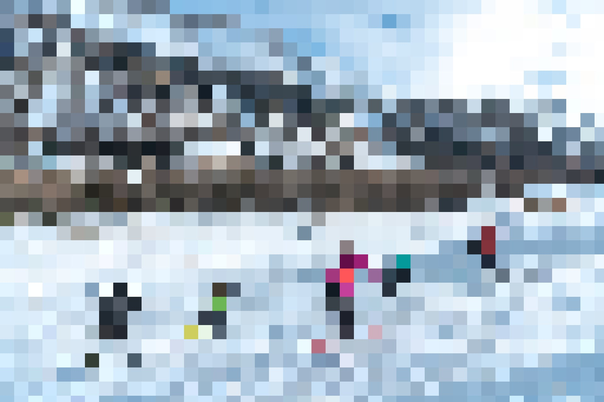 In Pontresina trainieren die Gäste auf einem Teil der Engadin-Skimarathon-Strecke.