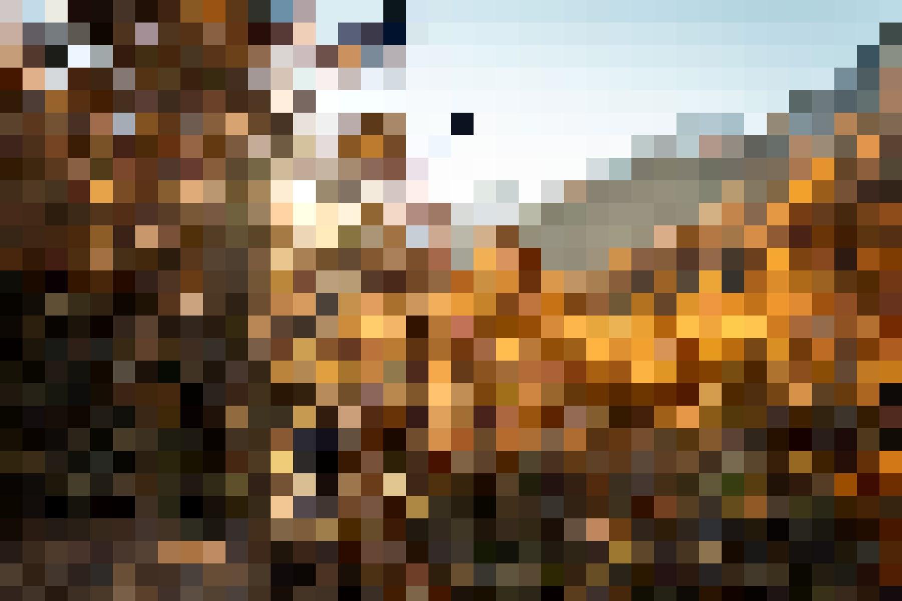 Am Ende des Lötschentals liegt die Fafleralp und begeistert zum richtigen Zeitpunkt seine Besucher mit beeindruckenden Herbstfarben.