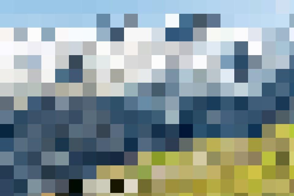 Die Bernina-Tour ist ein echtes Abenteuer. Herrliche Ausblicke auf die Gletscherwelt des Berninamassivs begleiten dich auf dieser spannenden Route.